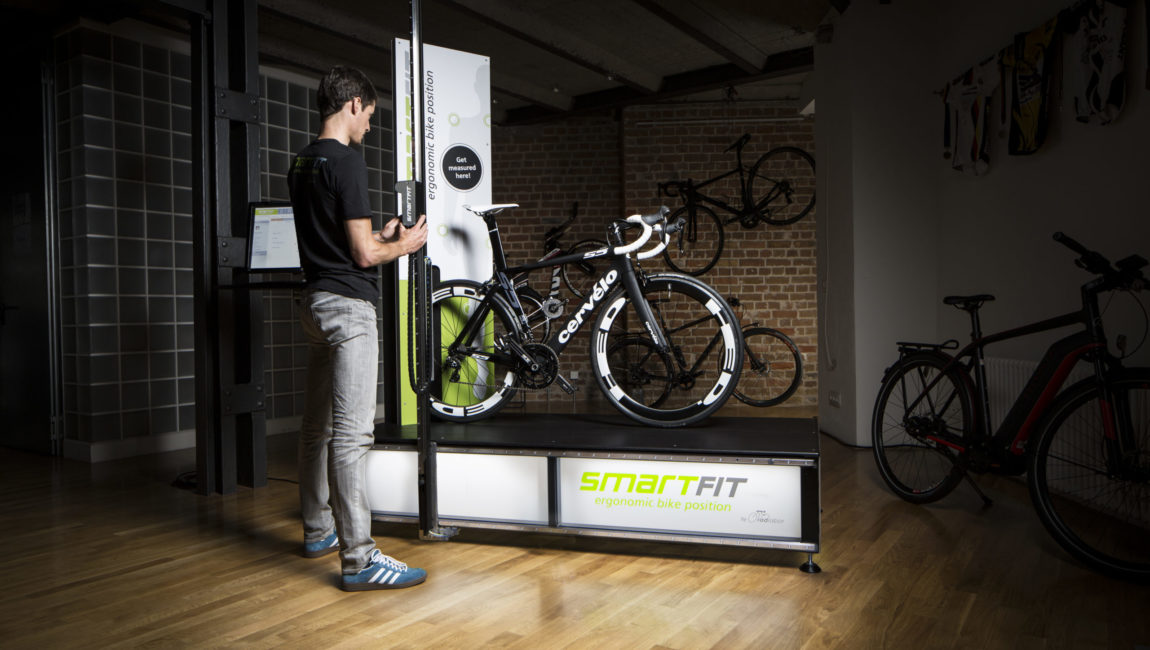 Smartfit Bikefitting by radlabor