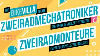 Zweiradmonteure/Mechatroniker (m/w/d) gesucht!