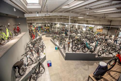 Unser Fahrradfachgeschäft in Limburg